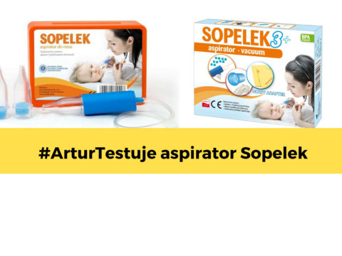 #arturtestuje aspirator Sopelek