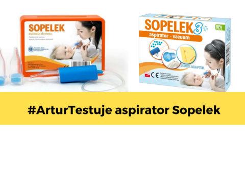 Aspirator Sopelek #Artur Testuje