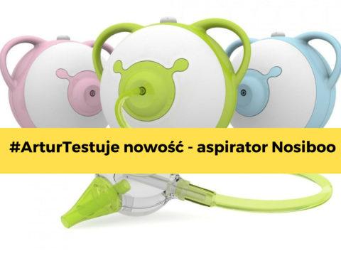 #ArturTestuje Nosiboo Pro