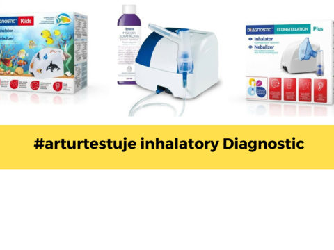 #ArturTestuje inhalator Diagnostic