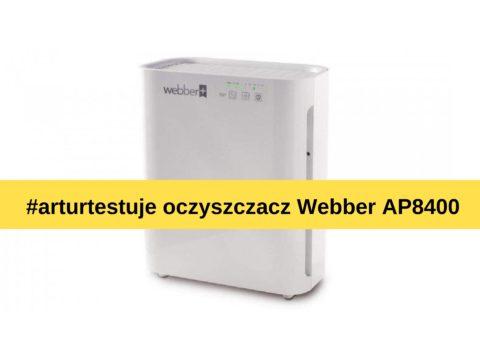 #arturtestuje Webber AP8400