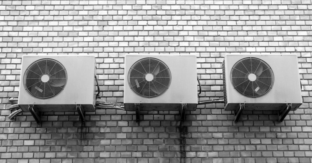Klimatyzator klimatyzer wiatrak