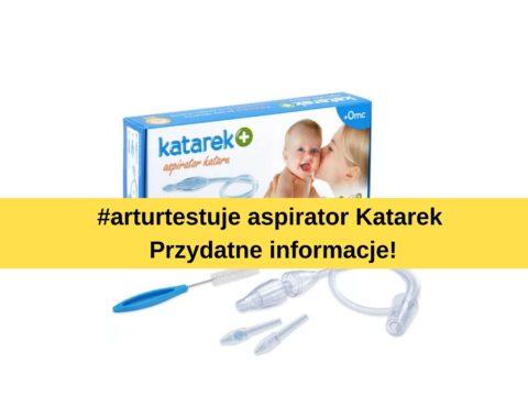 #arturtestuje aspirator Katarek