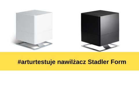 #arturtestuje Stadler Form Oskar