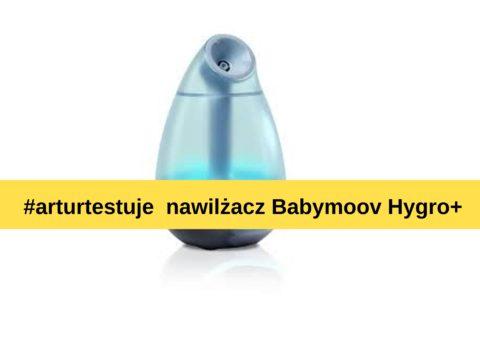 #arturtestuje Babymoov Hygro+