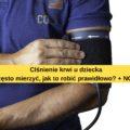 Ciśnienie krwi u dziecka