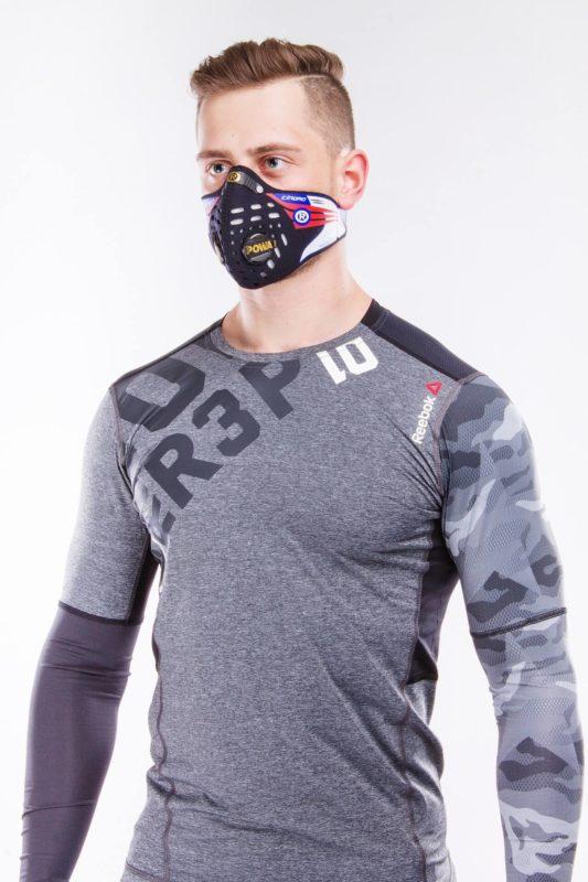 jak dbać o maskę antysmogową artur rakowski