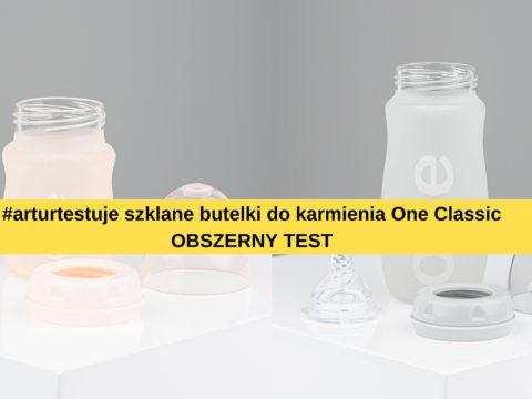 #arturtestuje butelki One Classic