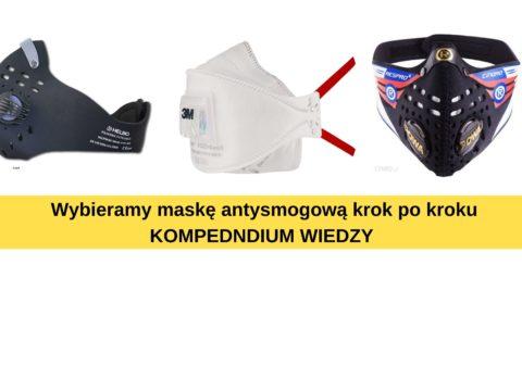 Maska antysmogowa – jak wybrać?