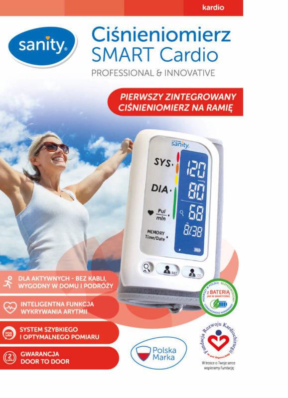 sanity smart caradio jaki ciśnieniomierz rakowski