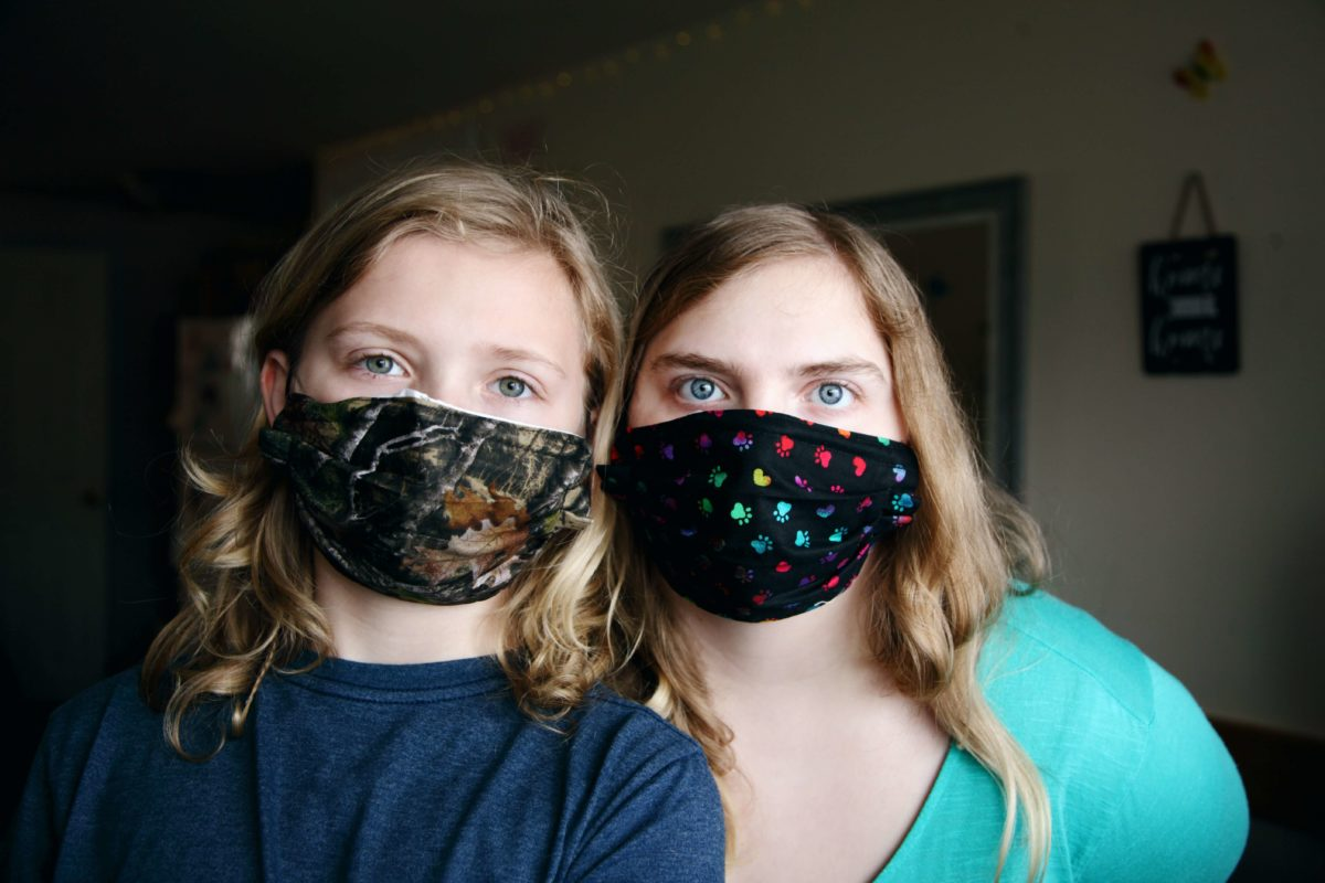 maski bawełniane do szycia na twarz artur rakowski