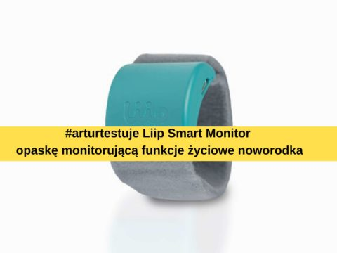#arturtestuje Liip Smart Monitor
