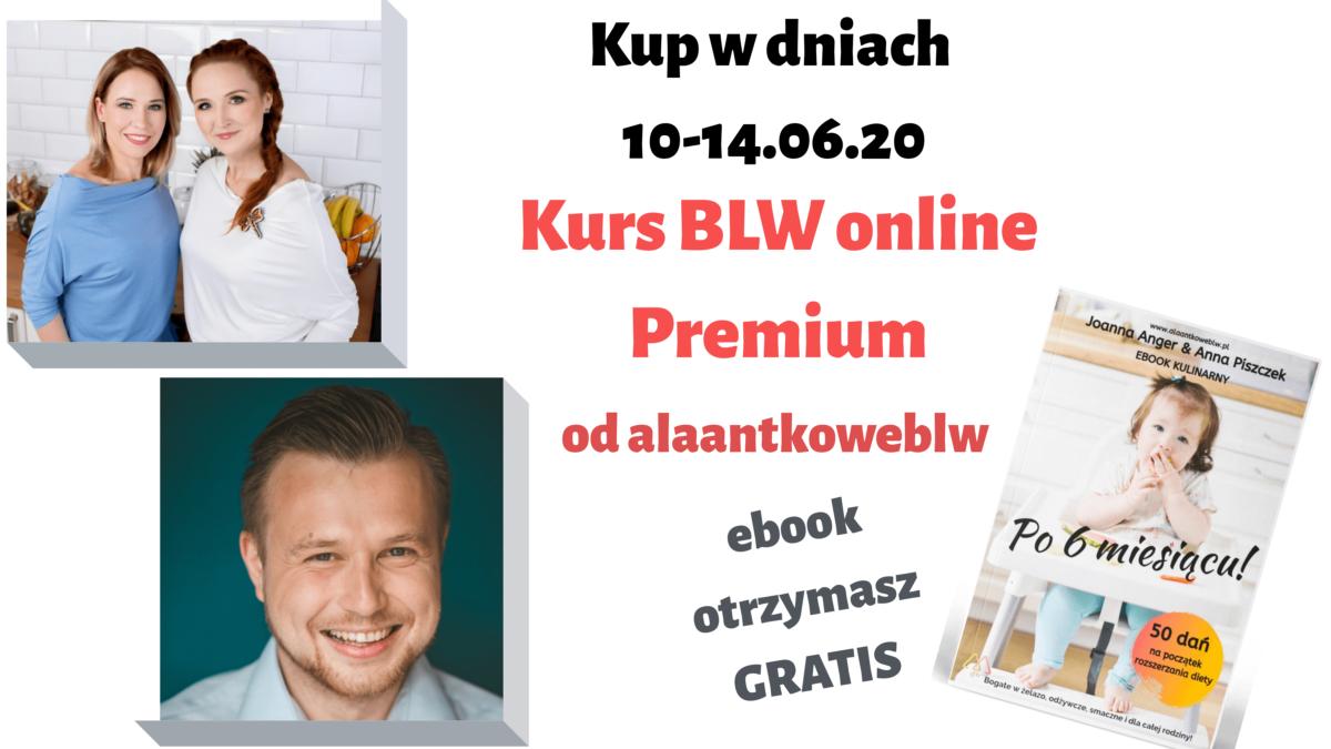 kurs BLW premium artur rakowski