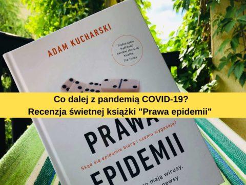 Prawa epidemii – recenzja książki