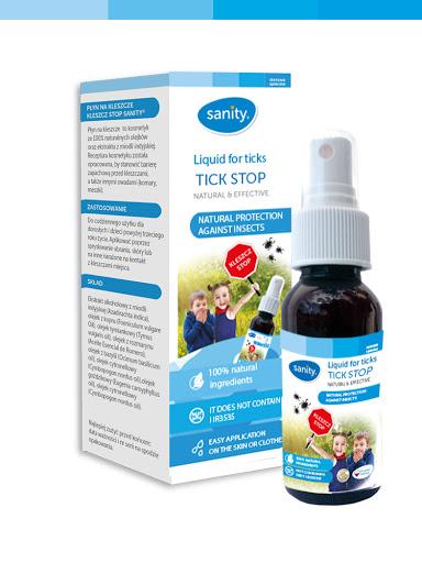 artur testuje sanity stop kleszcz naturalne odstraszacze