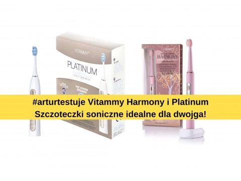 #arturtestuje Vitammy Harmony + Platinum