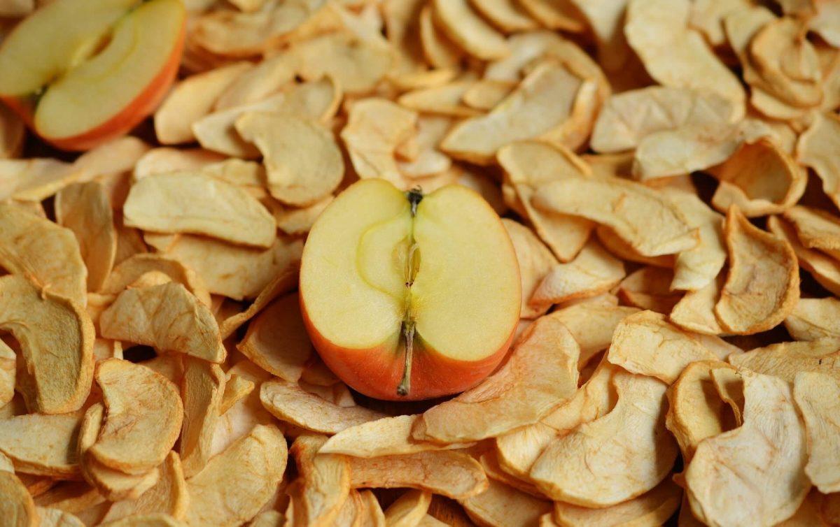 Owoce liofilizowane zachowują większość wartości odżywczych w przeciwieństwie do owoców suszonych. Liofilizacja jest zdrowa!
