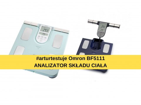 #arturtestuje Omron BF511 – recenzja i opinie