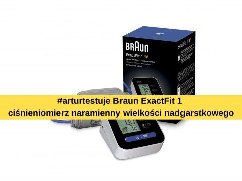 #arturtestuje Braun ExactFit 1