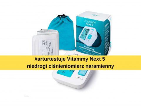 #arturtestuje Vitammy Next 5